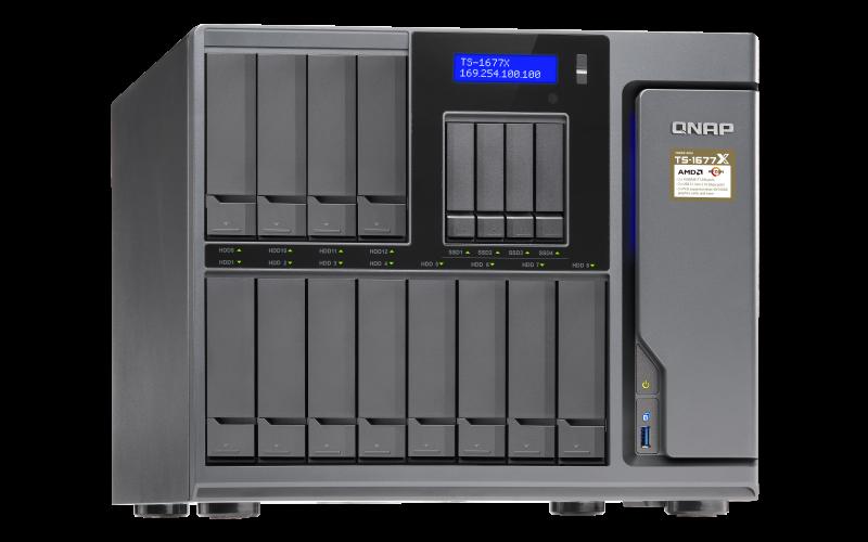 TS-1677X - Features | QNAP (AU)