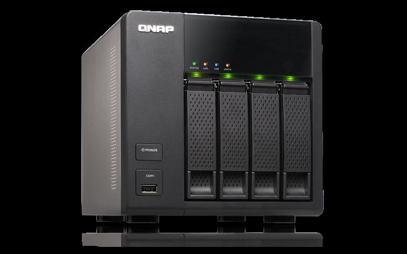 QNAP TS-469L Turbo NAS QTS Download Driver