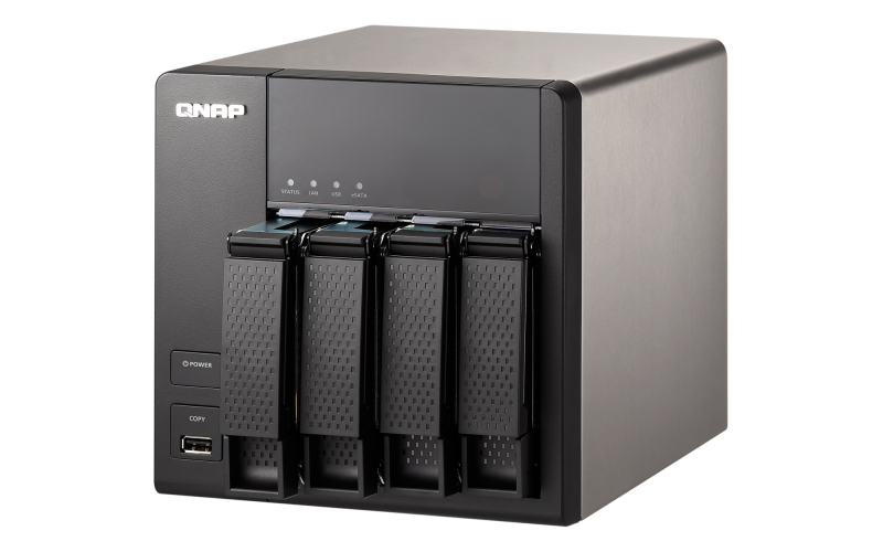 QNAP TS-559ProII TurboNAS Windows Vista 32-BIT