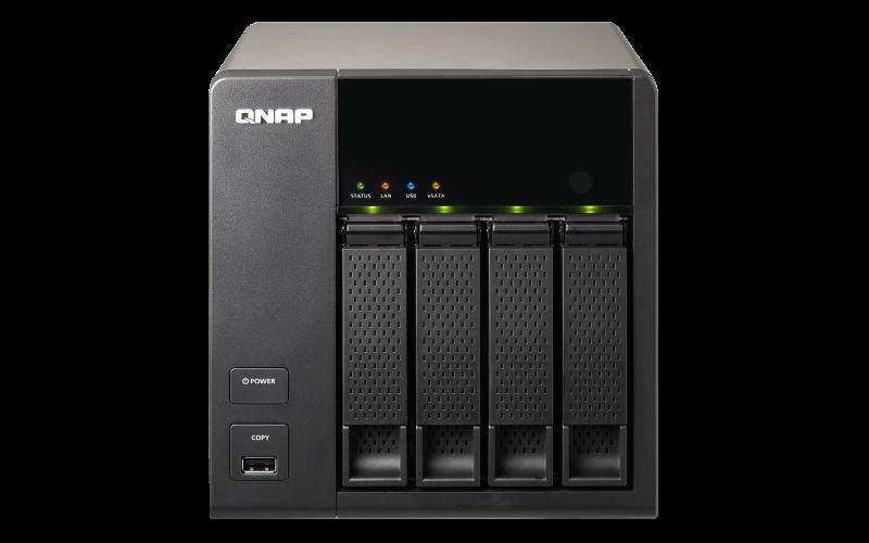 QNAP TS-469L TurboNAS QTS Drivers Download (2019)