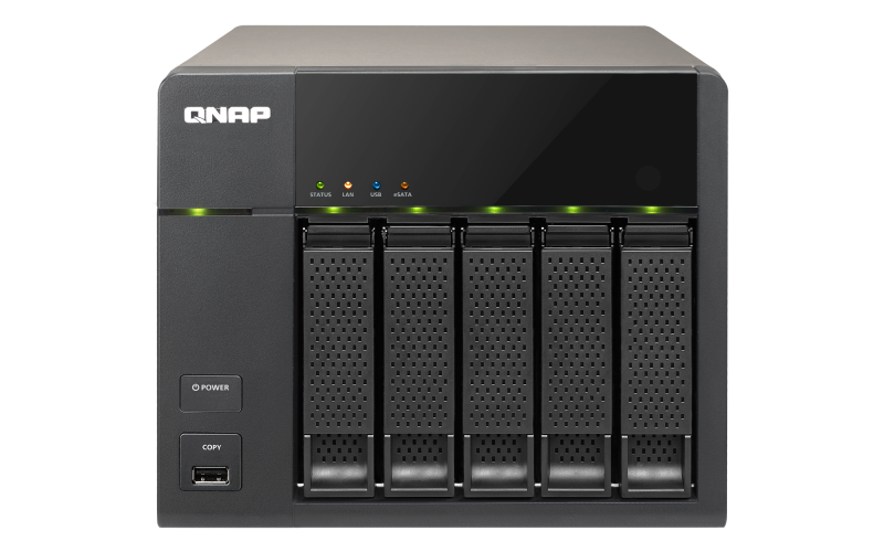 QNAP TS-569L TurboNAS Windows 8 X64