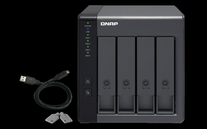 TR-004 - Features | QNAP