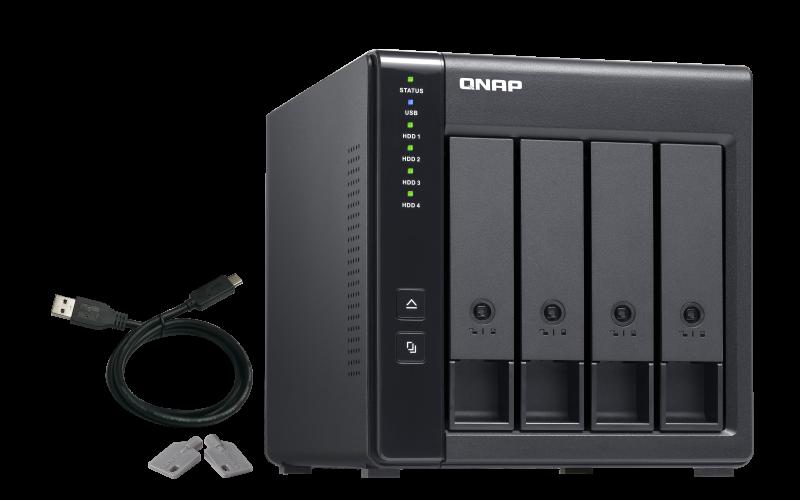 TR-004 - Features   QNAP