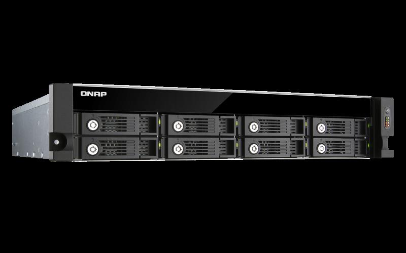 QNAP TS-870U-RP Turbo NAS QTS 64 BIT Driver