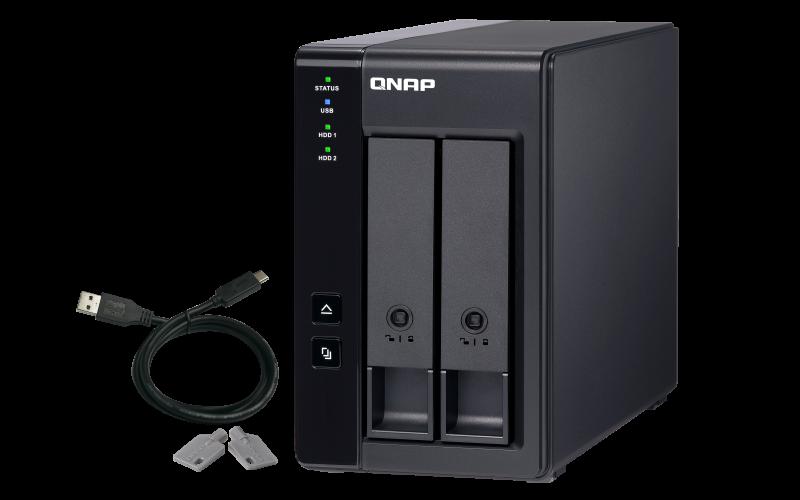 Tr 002 Features Qnap