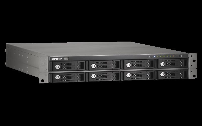QNAP TS-421U Turbo NAS QTS Drivers (2019)
