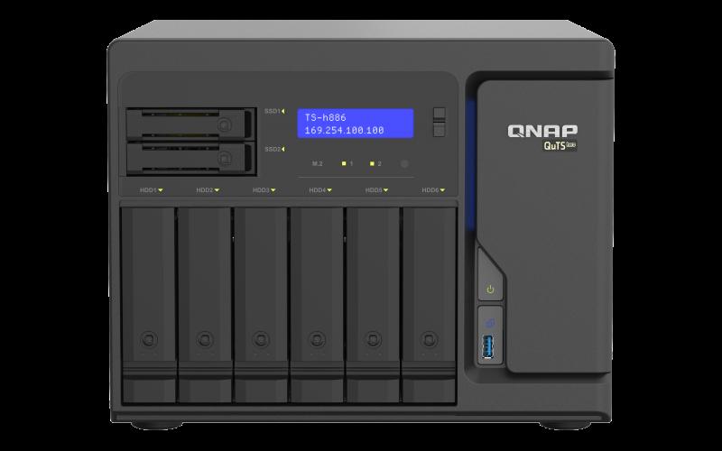 QNAP NAS TS-h886