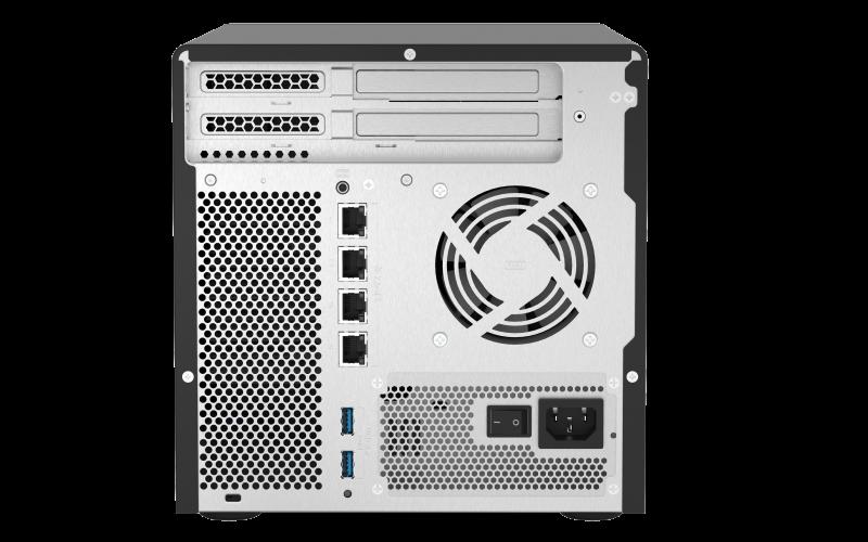TS-H686-D1602-8G 6BAY 2,5 GHz DCINT