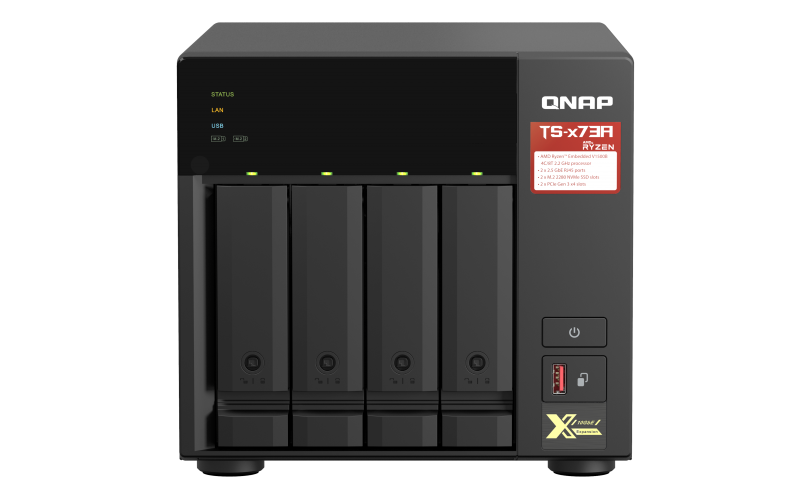 QNAP NAS TS-473A