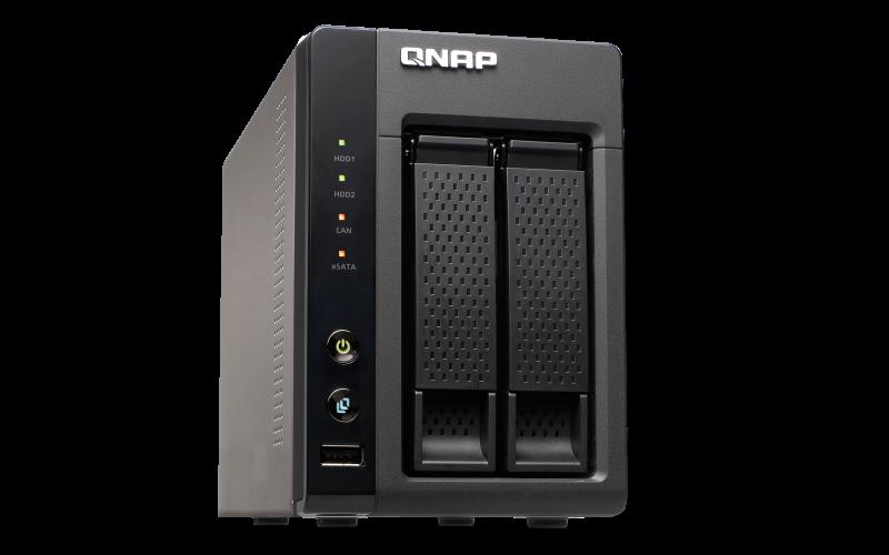 QNAP TS-221 TurboNAS Driver for Windows Mac
