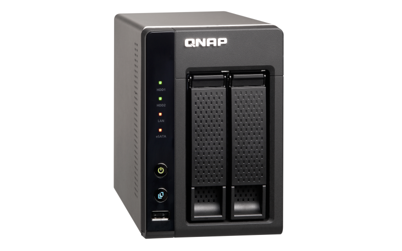 QNAP TS-221 TurboNAS Windows