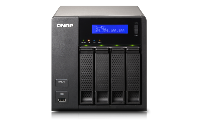 TS-421 - Features - QNAP