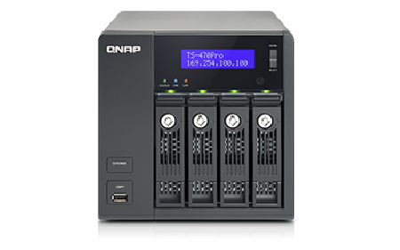 QNAP TS-670 Pro Turbo NAS QTS Windows 8 X64