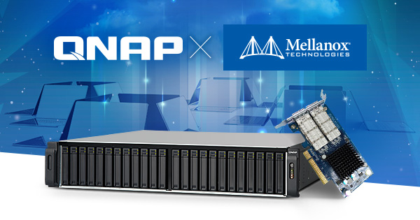 QNAP NAS Supports iSER