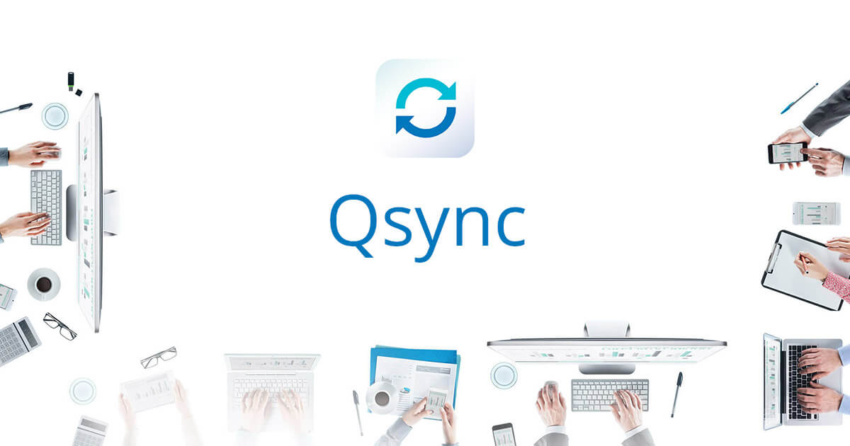 Qsync for file synchronization