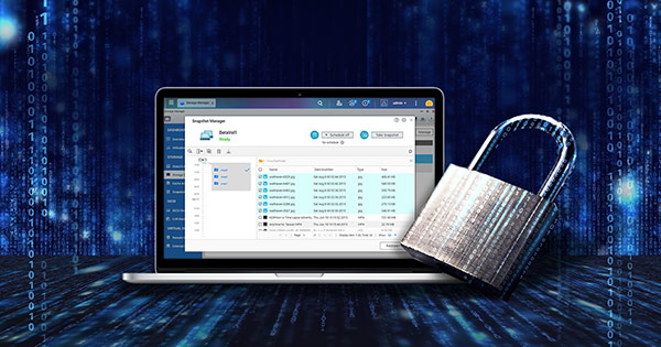 Mitigate the threat of ransomware with QNAP NAS