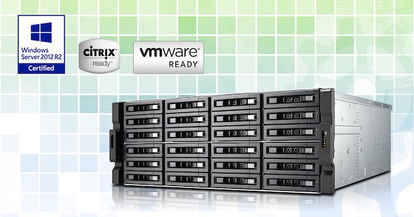 Storage for Virtualization