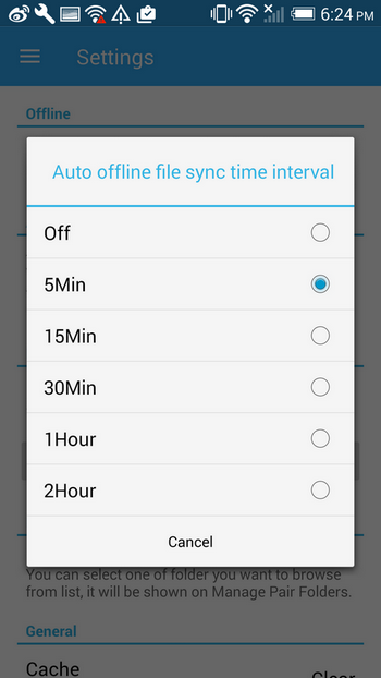 What is the difference between Qsync and Qfile for Android? | QNAP