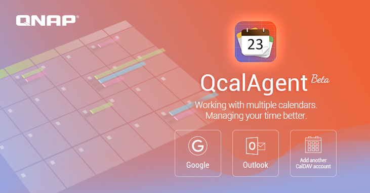 QNAP Introduces QcalAgent, an App for Centrally Managing Multiple