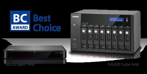 QNAP HS-210 Turbo NAS QTS Treiber Herunterladen