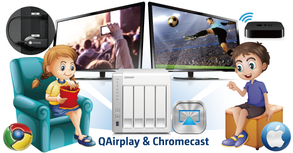 QNAP-Pioneers-in-NAS-Installation-over-HDMI-and-Adds-Google