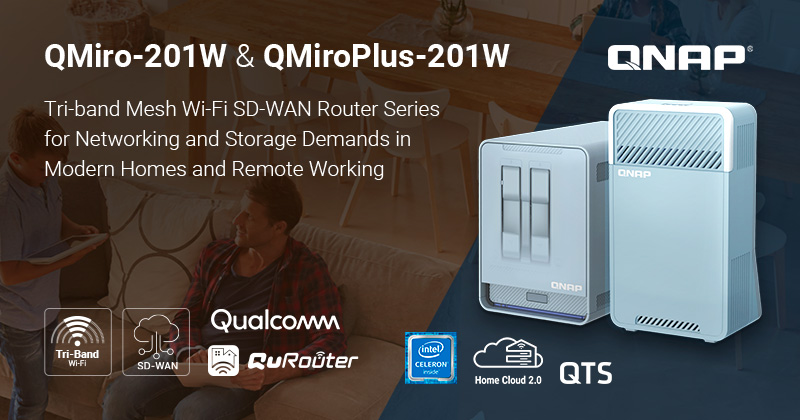 QMiro-201W & QMiroPlus-201W