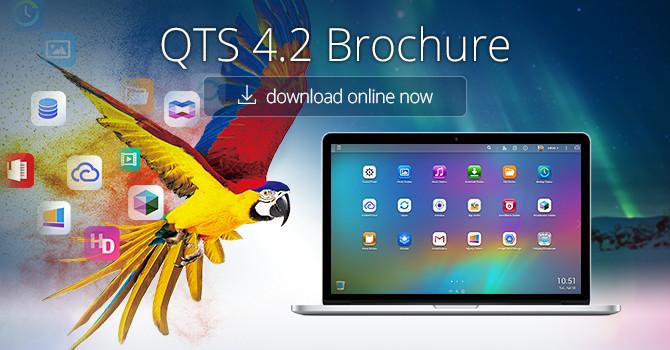 QTS 4.2 Brochure