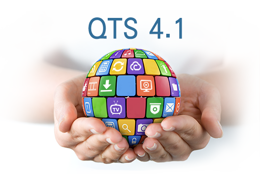 QNAP Releases QTS 4.1, the Smart NAS Operating System Enriched by Apps