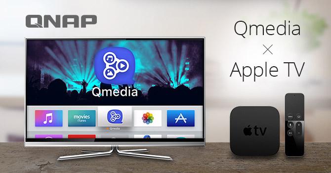 QNAP Releases Qmedia App for Enjoying NAS Media Content via