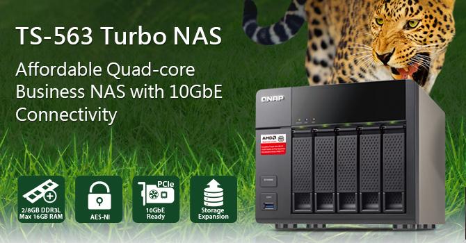TS-563 Turbo NAS