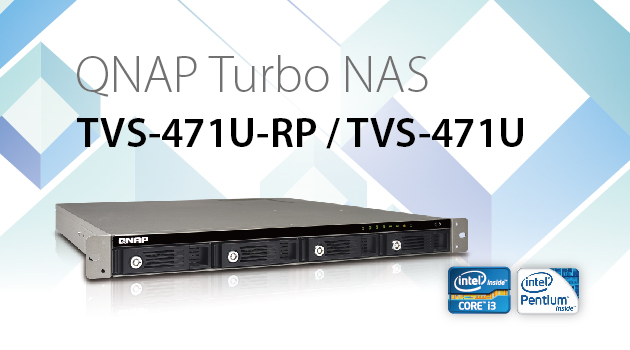 TVS-x71U Turbo vNAS Series