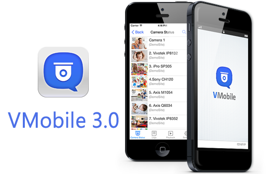 Qnap Releases Upgraded Vmobile App Adding Low Bandwidth Mode
