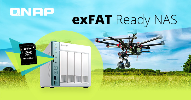 QNAP, Microsoft, and Paragon Software Release exFAT Driver