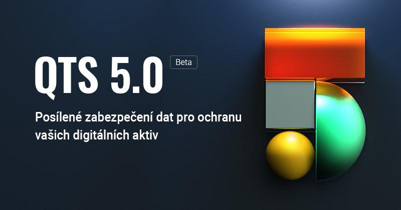 QTS 5.0 Beta
