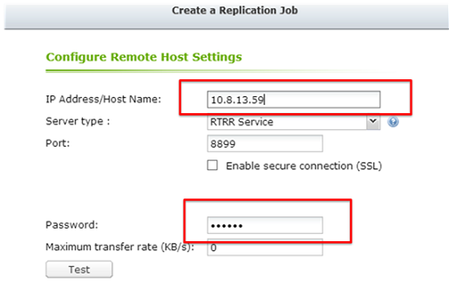 Protect QNAP NAS Data with Real-time Remote Replication (RTRR)   QNAP