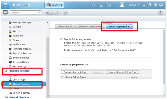 Shared Folder Aggregation How-to Guide | QNAP (AU)