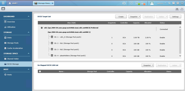 VDI Deployment with VMware Horizon View on QNAP Enterprise
