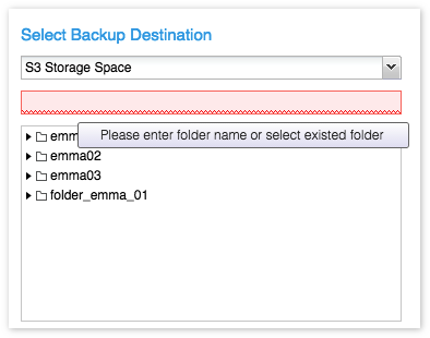 How to backup or sync to cloud service in Hybrid Backup Sync