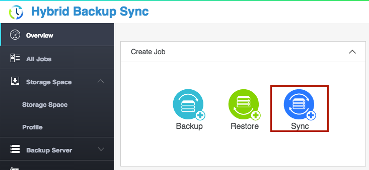 How to backup or sync to cloud service in Hybrid Backup Sync?   QNAP