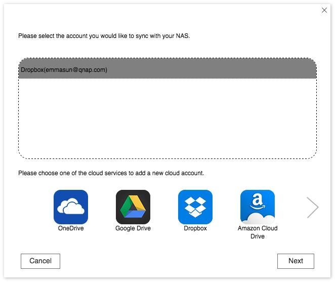 amazon drive sync existing folder
