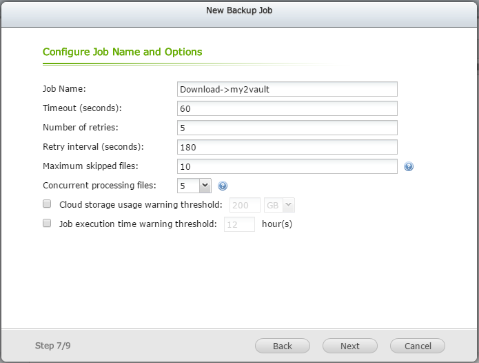 Backup QNAP Turbo NAS data using CloudBackup Station | QNAP