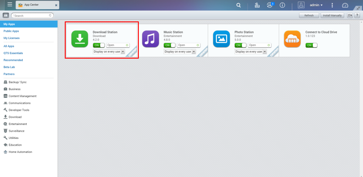 How to download files with Download Station? | QNAP