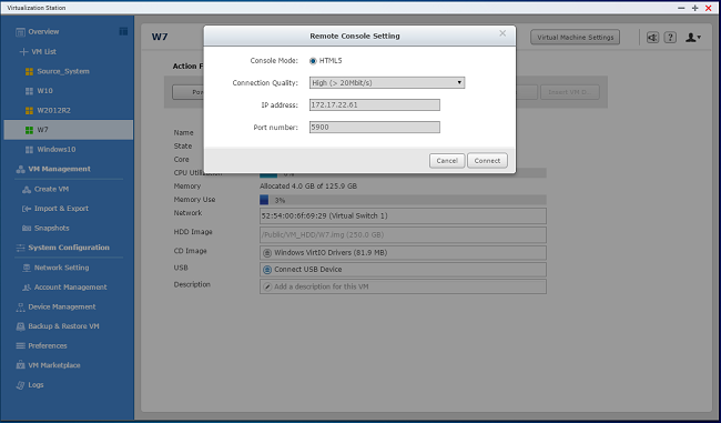 How to use GPU pass-through in Virtualization Station 2 | QNAP (AU)
