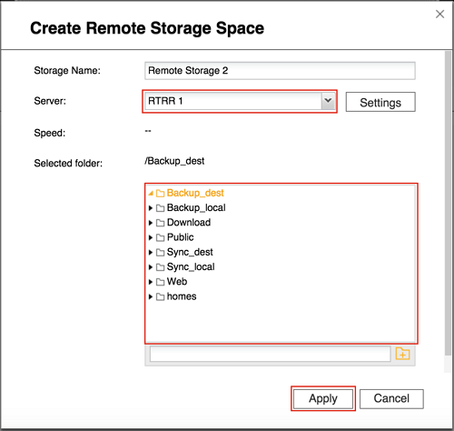 How to use Hybrid Backup Sync to backup/restore/synchronize