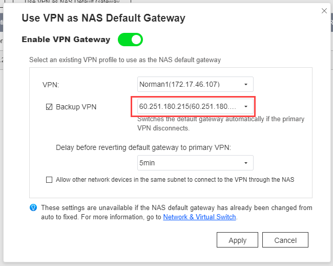 What's vpn network