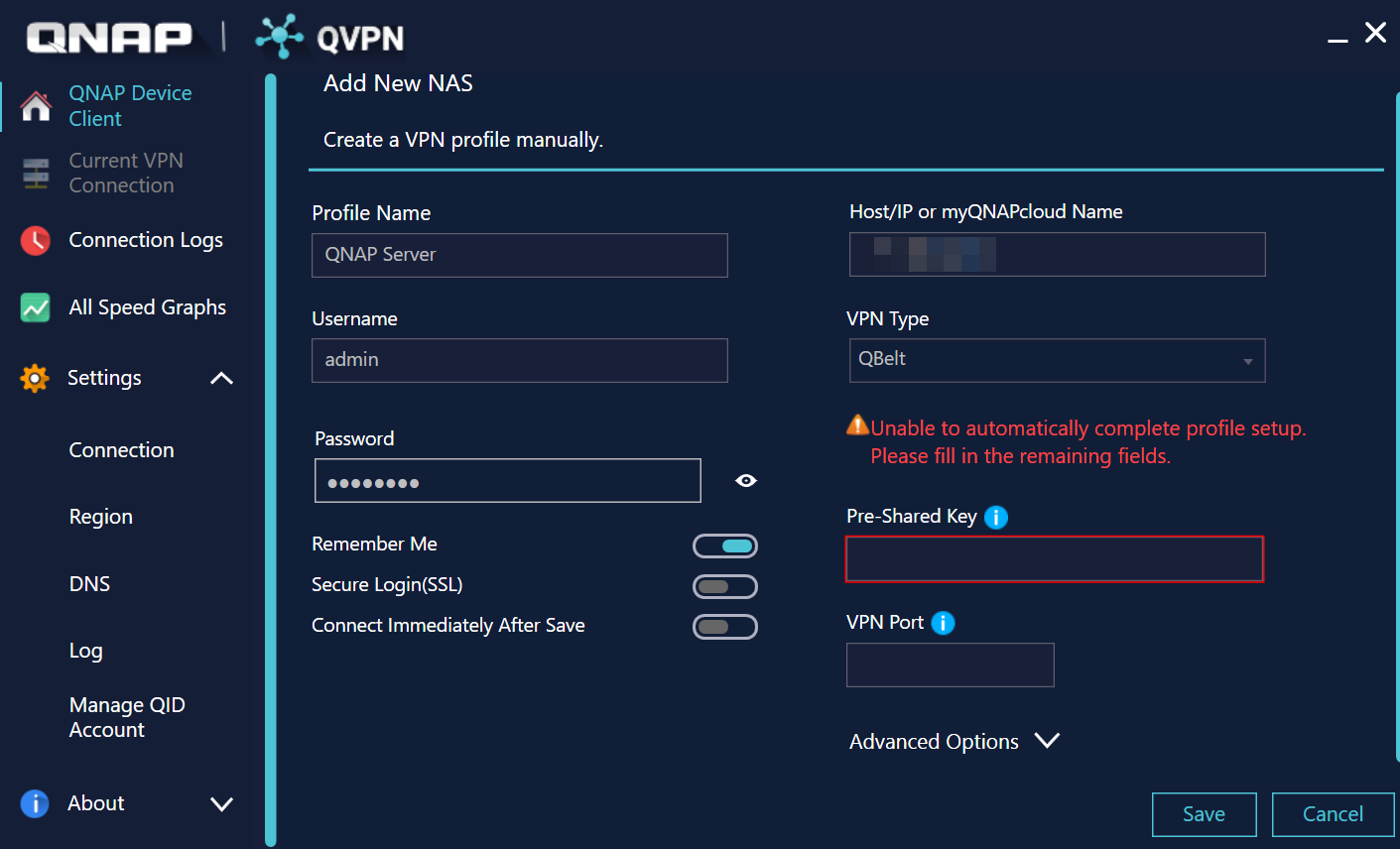 How to set up and use QVPN 2 0 ? | QNAP