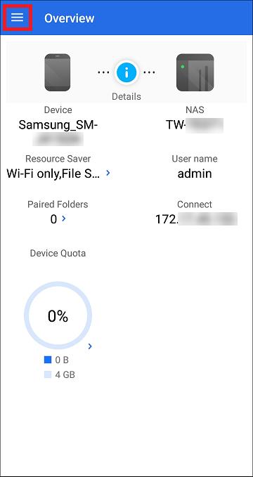 Qsync Pro Android Tutorial   QNAP (US)