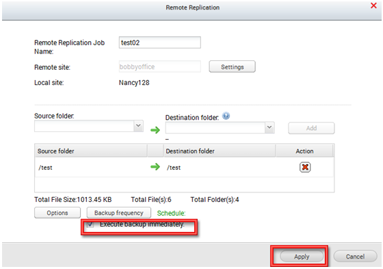 How to Set up Remote Replication on QNAP NAS? | QNAP (US)
