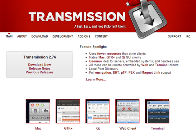 Learn at once to use Transmission to download | QNAP