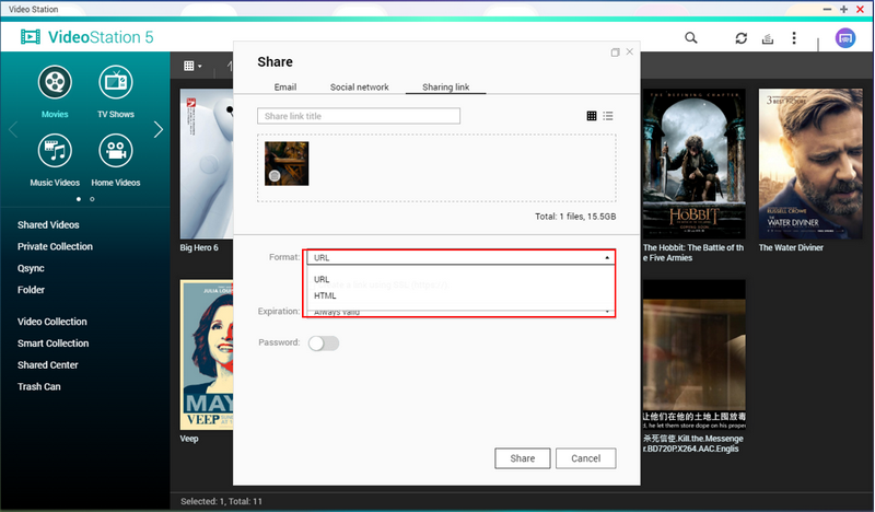 How to manage videos with Video Station? | QNAP (IN)